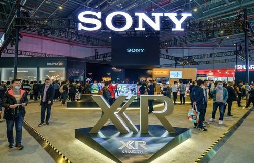 XR认知芯片赋予强悍音画效果 索尼电视惊艳AWE 2021