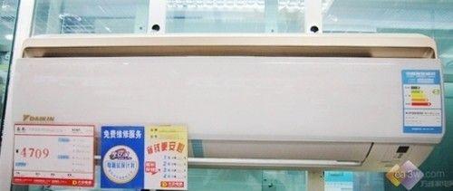 欲破4k 大金直流变频空调苏宁底价售