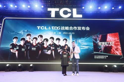 TCL智屏系统UI5.0亮相AWE2021,三大全新亮点提升大屏价值
