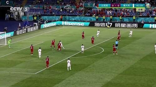 """解锁欧洲杯的新姿势,海信U7""""超级球迷模式""""上线"""