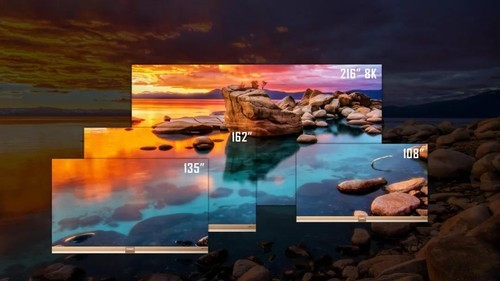 从商用显示到家用大电视, 利亚德用Micro LED重新定义顶级家庭视听体验
