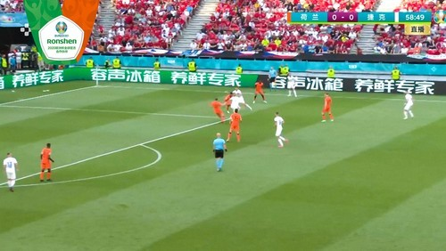 欧洲杯1/8决赛打响夺冠冲锋号,容声冰箱亮相释放冠军锋芒