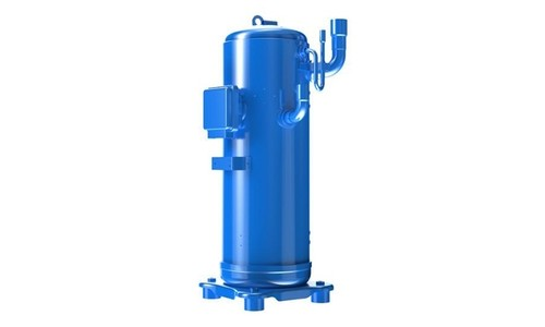 GMCC热泵采暖专用涡旋压缩机:-35℃低温强制热