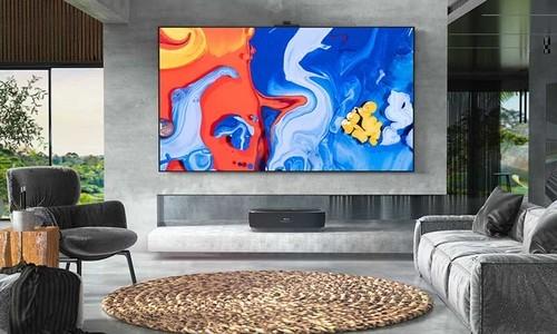 75寸以上液晶电视市场将受冲击!同尺寸激光电视五年内均价或更低