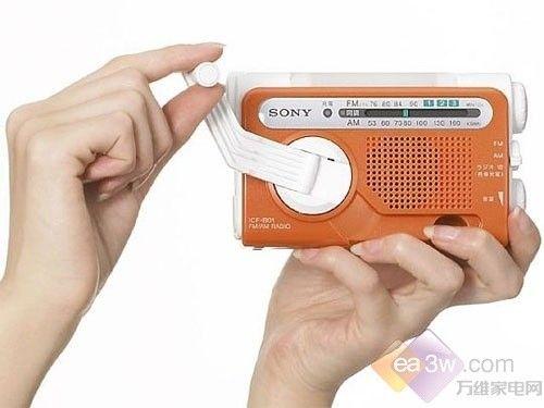 堪称奇妙设计 索尼手电筒收音机必看