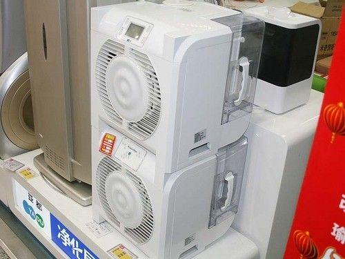 高端滚筒组合式 亚都加湿器YZ-DS260