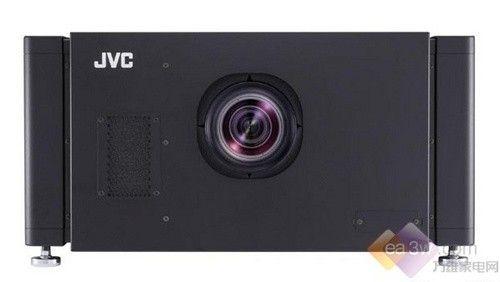 售价100万人民币 JVC发布超高清投影机
