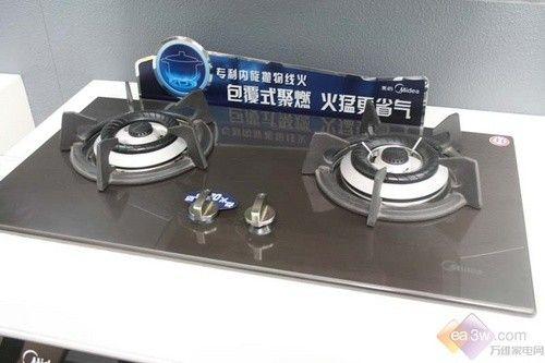 减少爆炸几率 美的陶瓷板燃气灶推荐