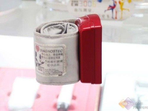 实时监测保护健康 松下血压计EW3006