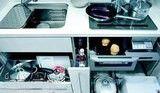 温馨实用 超强网友打造1平米精致厨房