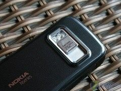 多彩时尚智能机 诺基亚N79报价创新低