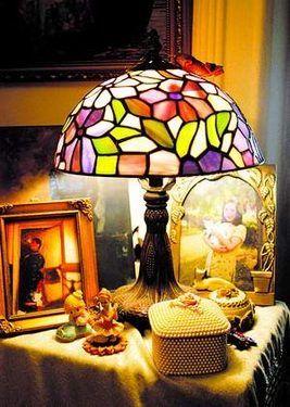 和谐生活好创意!最具有情调的床头灯