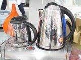 彰显家居时尚品位 龙的电水壶NK-869