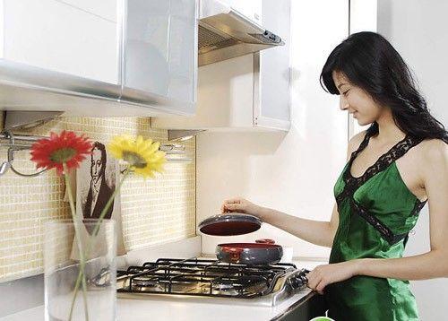 2010装修风向标 让美女爱上时尚厨房