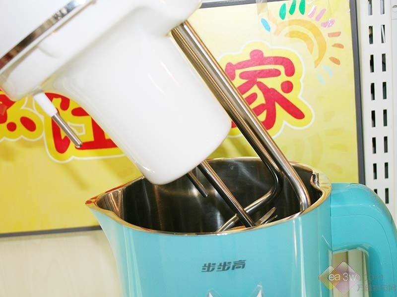 超值水蓝色热卖中 步步高豆浆机a501
