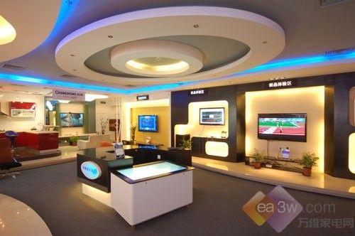 荣誉墙设计效果图-全球首个 视博馆 上海开馆 日志 guodang 家园 万维