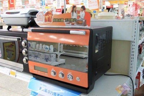 美的ah032ax5-b0n微波炉通过搭载变频器,实现了对烹饪过程的精确掌控.