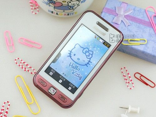 最可爱 三星S5230C Hello Kitty版赏析