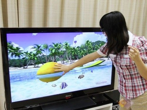 三大热点于一身 海信蓝擎3D电视首测