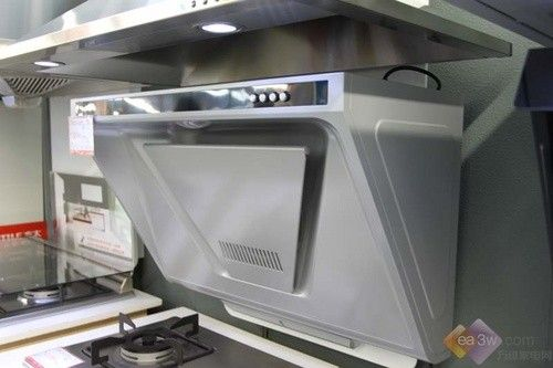 低碳小厨房!方太抽油烟机JX07赏析