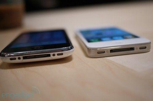 无与伦比的升级 iPhone 4对比3GS图赏