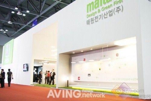 低碳生活 厨房用LED照明灯韩国展出