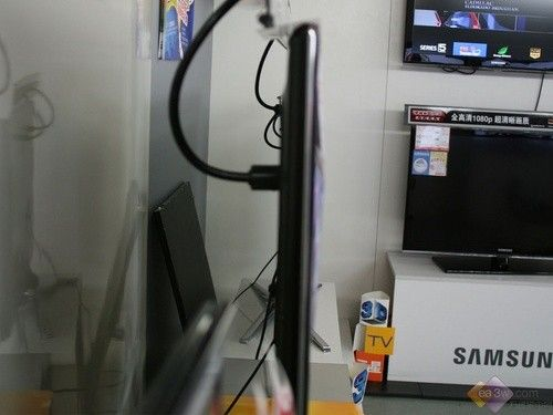3D视觉冲击南非 三星UA55C7000电视促销