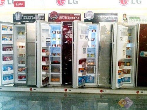 lg冰箱线性变频压缩机引领低碳生活