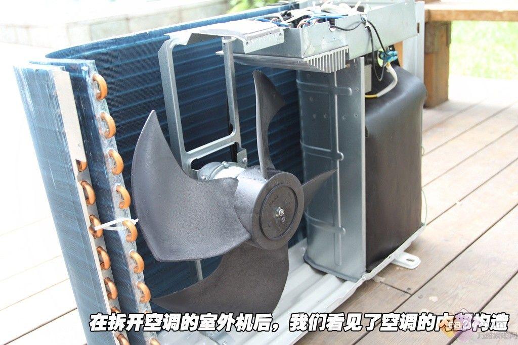 空调室外机结构分享展示