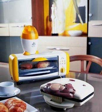 给生活加点料 厨房美食必备的小家电