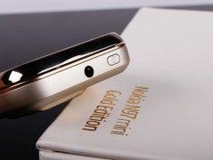 奢华高贵 行货诺基亚N97mini黄金版新低