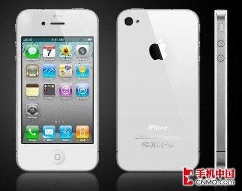 白色iPhone 4跳票 屏幕漏光是罪魁祸首
