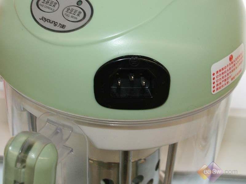 超可爱精品 九阳豆浆机jydz-16c评测