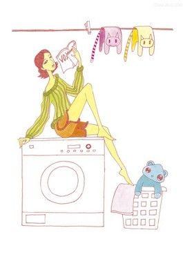 三妙招 让老式滚筒变身节能环保洗衣机