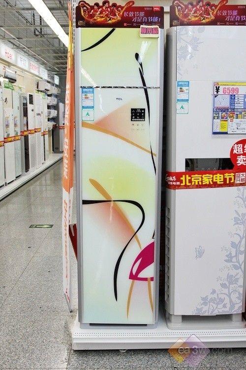 色彩演绎生活 TCL新品立柜空调抢先赏