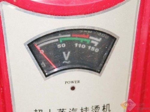 性能更安全更稳定 超人SY957挂烫机