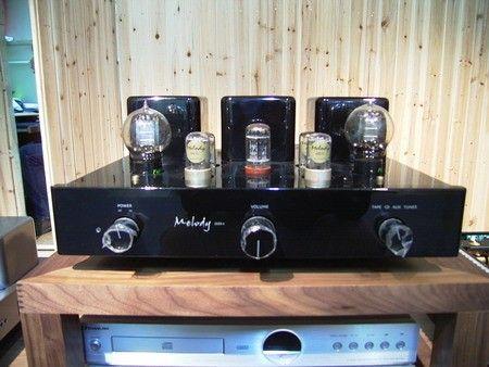 电子管前级 melody(麦乐迪)1688-2