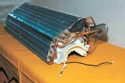 海信空调内机风扇接线图