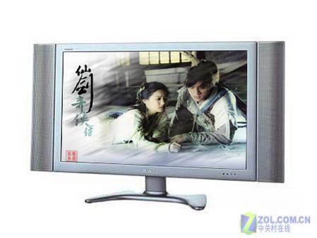 外观上,夏普lcd-32af3液晶电视采用金属灰色作为整机的主色调,钛合金