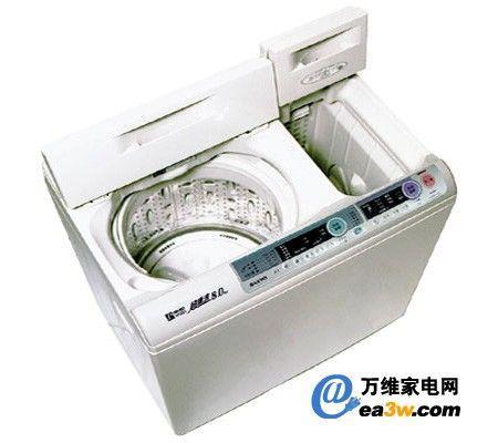 子母洗衣机 三洋 xqb80-8sa波轮式