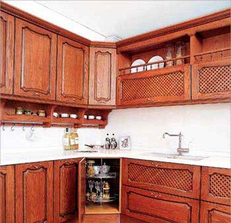 节约厨房 利用转角每一寸空间(下)