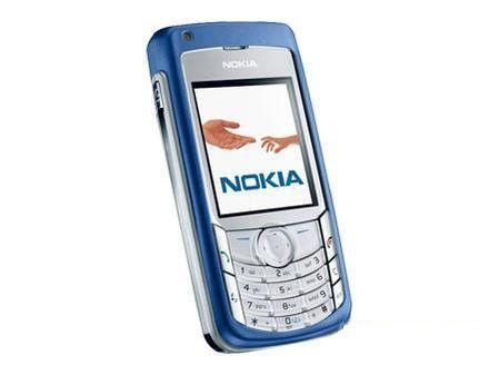 图为:诺基亚6681手机