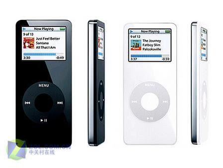 苹果 ipod nano(4gb)高清图片