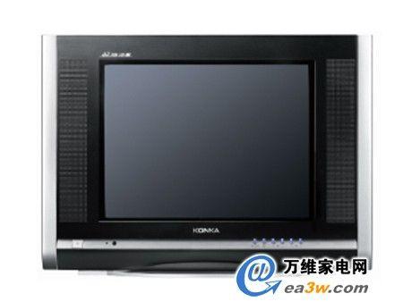 康佳SP21SK566显像管电视