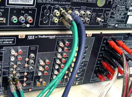 喇叭接线-不用花钱改善影院系统音质的探讨图片