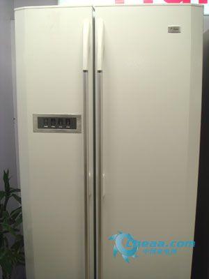 海尔冰箱bcd-539wf_冬日临近 大容量对开门冰箱正当红