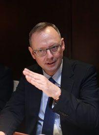 博西钱柜娱乐平台(中国)董事长兼总裁盖尔克