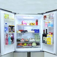 美菱变频保鲜冰箱图赏