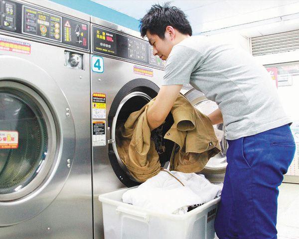 """共享闲置时间 """"洗衣机优步""""帮你赚小钱"""
