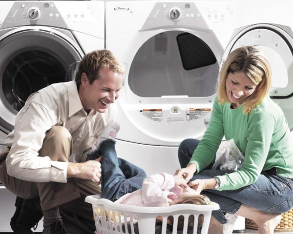 简单实用!家中父母可以轻松操作的洗衣机